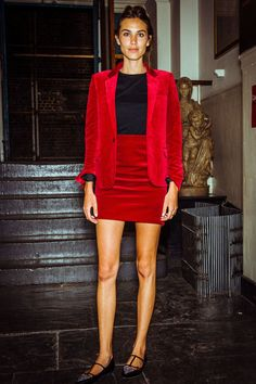 【STYLE RECIPE】ブレない姿勢がかっこいい!  アレクサ・チャンの最新スナップを追っ掛け。 | VOGUE girl