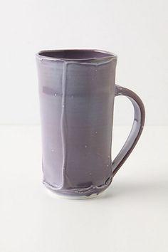 Pinched Corners Mug #anthropologie