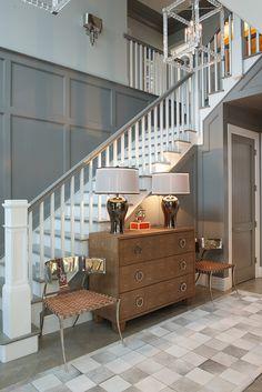 Award wining transitional interior designer Gilles Clement