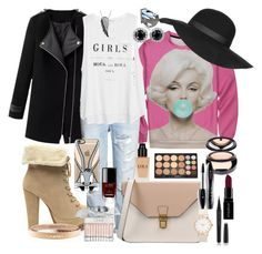 """""""chaos"""" by naty2001 ❤ liked on Polyvore featuring MANGO, 8, Topshop, Casetify, Chanel, Jewel Exclusive, Noir, Morphe, Estée Lauder and Marc Jacobs"""