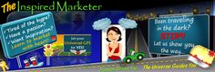 http://TheInspiredMarketer.com The Inspired Marketer - welcome to the new movement of marketing with HEART & not hype. Showing people how to passion-it-forward!