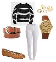 """Day out"" by tiffany-megan on Polyvore"