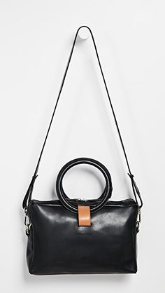 7498c6a06b0 OTAAT/MYERS Collective Rectangle Cross Body Bag Soft Leather, Cross Body,  Crossbody Bag