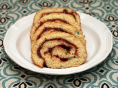 A different take on the jelly roll. The Birthday Cake Roll | #BettyBirthdays #BabyCenter