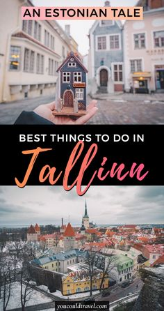 Best Things to do in Tallinn - Wondering what to do in Tallinn? Here is a comprehensive guide on where to go, what to do and all the cool things to enjoy in the city. Here is our Tallinn guide to discovering the Old Town. #travel #estonia #tallinn #guide