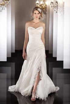 Brides: Martina Liana- 2013 | Bridal Runway Shows | Wedding Dresses and Style | Brides.com