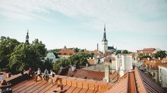 The largest travelguide bookpublisher in the world has ranked the best value destinations for 2018 – and the Estonian capital, Tallinn, is number one.