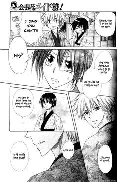 Kaichou Wa Maid-sama! 60 Page 32