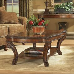 Astoria Grand Brussels Coffee Table with Storage Glass Top Coffee Table, Cool Coffee Tables, Coffee Table With Storage, Coffe Table, Home Living Room, Living Room Furniture, Home Furniture, Table Furniture, Luxury Furniture