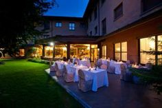 Brianteo Hotel and Restaurant, Italy - WiFi client satisfaction rank 5/10. rottenwifi.com