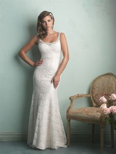 Allure Bridals : Allure Collection : Style 9170 : Available colours : White/Silver, Ivory/Silver, Gold/Ivory/Silver