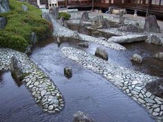 Matsunoo Taisha  Gardens of this Shinto shrine was created by Shigemori Mirei and his son.