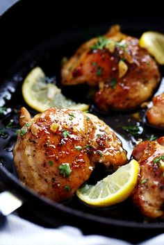 Chicken fillet recipes, chicken meals, honey glazed chicken, honey garlic c Chicken Fillet Recipes, Healthy Chicken Recipes, Cooking Recipes, Chicken Meals, Boneless Chicken, Delicious Recipes, Honey Glazed Chicken, Lemon Garlic Chicken, Glaze For Chicken