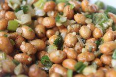 Bhatmaas Saandeko - Roasted Soybeans - Nepali Dish from Gurkha Himalayan Kitchen