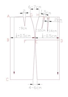 Fashion CAD Pattern Making - Free Sewing Pattern Download: How to Draft a Simple Pencil Skirt Pattern