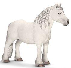 schleich horses   Schleich Horses: Fell Pony Stallion