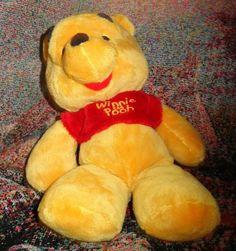Winnie the Pooh Plush gently used so so soft