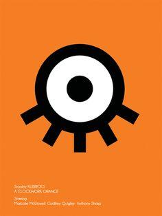 Aurélie Scour - A Clockwork Orange - Kubrick et le Web - La Cinémathèque française