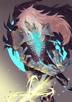 Saber of Black - Siegfried