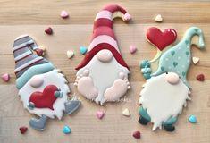 Fancy Cookies, Vintage Cookies, Iced Cookies, Cute Cookies, Royal Icing Cookies, Cupcake Cookies, Cookies Et Biscuits, Vintage Cookie Jars, Cupcakes