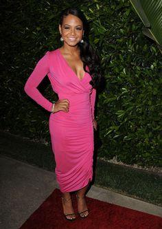 Christina Milian - Pretty in Pink