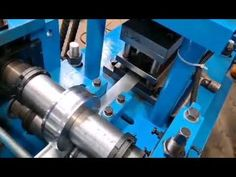 New User How To Using Roll Forming Machine Roll Forming, Metal Forming, Machine Video, Rolls, China, Technology, Tech, Buns, Bread Rolls