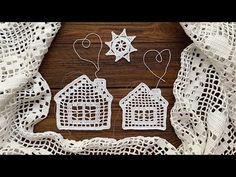 Crochet Snowflake Pattern, Crochet Snowflakes, Crochet Doilies, Crochet Christmas Ornaments, Christmas Crochet Patterns, Christmas Art, Thread Crochet, Crochet Stitches, Knit Crochet