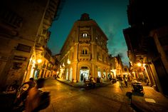 Photo Essay: The Colorful Streets of Cartagena: Part II