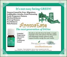 AromaEase infographic
