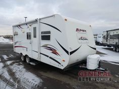 Used 2011 Coachmen RV Apex 22 QBS Travel Trailer at General RV | Wixom, MI | #134704