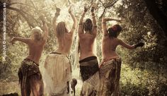 We have come to Be Danced ~ Not the jiffy booby, shake your booty for him dance, But the wring the sadness from our skin dance, The Blow the chip off our shoulder Dance, The slap the apology from our posture Dance. We have come to Be Danced ~ Wild Women Sisterhood