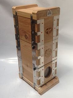 Eco Bee Box Mini Bee Hive (3-Box Hive Stack, Aluminum Bra... https://www.amazon.com/dp/B0147PTZ0Y/ref=cm_sw_r_pi_dp_x_Aq5OybMPNPVFD