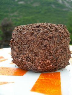 un merveilleux au chocolat parce qu'elles sont merveilleuses... - LE PLAISIR DE GOURMANDISE