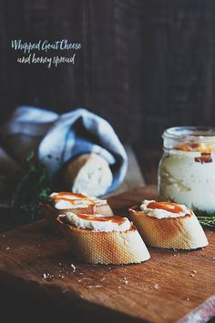 Whipped Goat Cheese and Honey Spread {Weekly Reads} - Dine and Dish