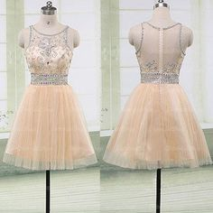short prom dresses, beaded prom dress, unique prom dresses, sexy prom dresses…