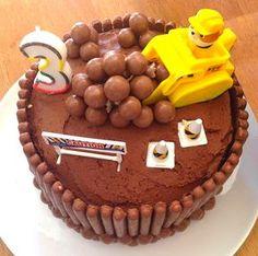 Pour un anniversaire sur le thème de son dessin animé préféré, préparez-lui le gâteau Pat' Patrouille. Les amoureux de chocolat vont être servis.