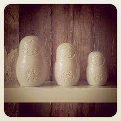 I love these matroesjka's They are in my kitchen! #matroesjka #kitchen #cooking