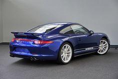 """Image of Porsche Unveils its Facebook-Designed """"5 Million Car"""""""