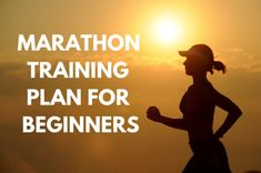Marathon Training Plan For Beginners First Marathon Training, Marathon Training Plan Beginner, Marathon Tips, Marathon Running, Running For Beginners, How To Start Running, How To Run Faster, Strength Exercises For Runners, Strength Workout