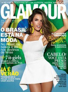 awesome Glamour Brasil Setembro 2013 | Alessandra Ambrósio por Robert Astley-Sparke [Cap  Highlight Description awesome Glamour Brasil Setembro 2013 | Alessandra Ambrósio por Robert Astley-Sparke