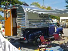 https://flic.kr/p/9Mk32t | Singular Camper | Vingage Trailer Rally, Pismo Beach CA