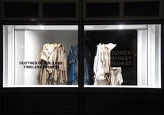 Dover Street Market Window by Egg