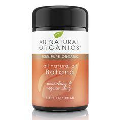 Au Natural Organics Batana Oil for Golden Powerful Skin and Hair Moisturizer Oz Dyed Natural Hair, Natural Hair Care, Dry Hair Ends, Natural Oils, Au Natural, Reverse Hair Loss, Hair Thickening, Damaged Hair Repair, Natural Moisturizer