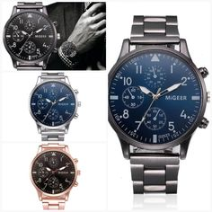 Men Fashion Watch Automatic  #menfashionreview #fashionworld #fusion8lux #instafashion #mensfashion #ootd Mens Watches Leather, Watches For Men, Fashion Watches, Men Fashion, Wooden Watch, Automatic Watch, Business Fashion, Stainless Steel Case, Quartz