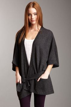BCBGeneration Oversized Cardigan