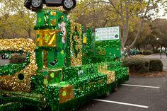 St. Patrick's Day Parade Hilton Head 2013