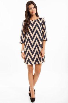 Everly zazie shift dress