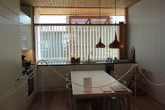 House Heikkinen - kitchen Kitchen Inspiration, Finland, Loft, Bed, Interior, House, Furniture, Home Decor, Decoration Home