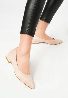 Pantofi dama Danalis Bej