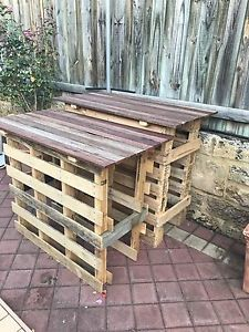 Pallet tables/bar leaner Currambine Joondalup Area Preview